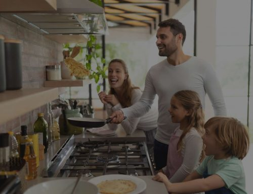 Gas Safety: In the home